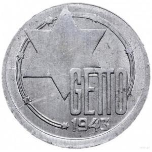 20 marek 1943, Łódź; aluminium; Jaeger L.5, Parchimowic...