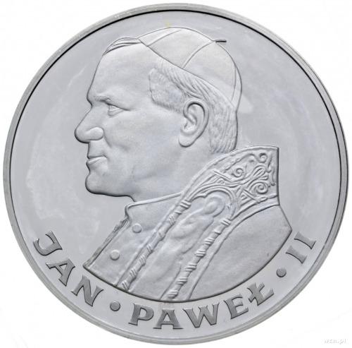 200 złotych 1982, Szwajcaria; Jan II Paweł II; srebro 4...