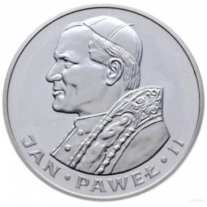 100 złotych 1982, Szwajcaria; Jan Paweł II; srebro 30 m...