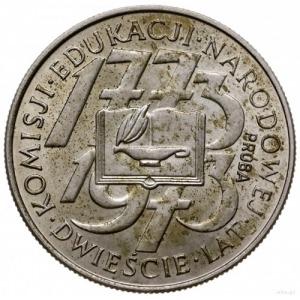 10 złotych 1973, Warszawa, Dwieście Lat Komisji Edukacj...
