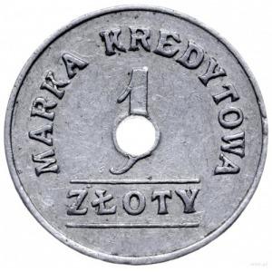 Pleszew, 1 złoty Spółdzielni Żołnierskiej 70 Pułku Piec...