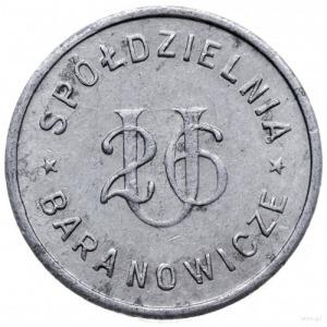 Baranowicze, 1 złoty Spółdzielnii 26 Pułku Ułanów; al...