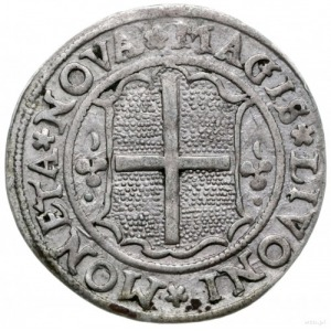 ferding 1560, Ryga; Haljak 200 (RRR), bardzo rzadki, i ...