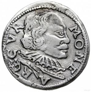 trojak 1598, Mitawa; Iger KuF.98.3.a (R6), Gerbaszewski...