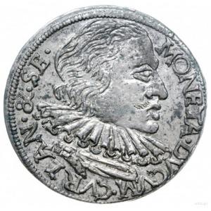 trojak 1599, Mitawa; Iger KuW.99.4.a (R4), Gerbaszewski...