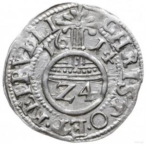 półtorak (Reichsgroschen) 1614, Szczecin; Hildisch 62, ...