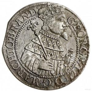 ort 1625, Królewiec; odmiana ze znakiem mennicy na rewe...