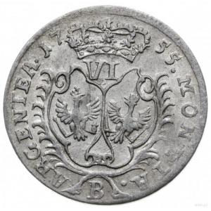 szóstak 1755/B, Wrocław; Olding 300, Schr. 1482, F.u.S ...