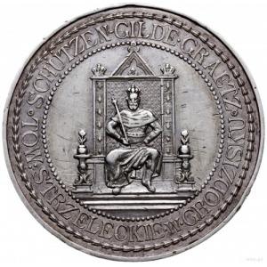 Prusy, medal z 1902 roku autorstwa Lauera wydany przez ...
