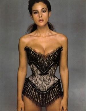 Richard AVEDON, Monica Bellucci, 1997