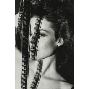 Helmut NEWTON (1920 - 2004), Sigourney Weaver, Los Angeles, 1983