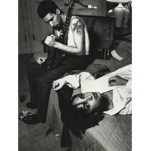 Helmut NEWTON (1920 - 2004), The Singer Sade, Beverly Hills, 1985