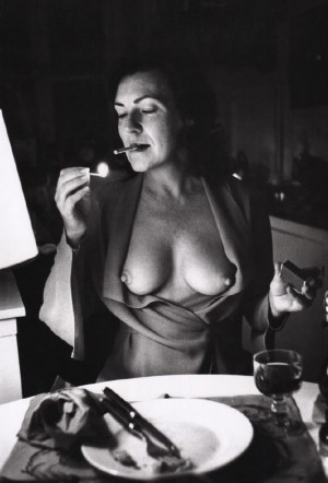 Helmut NEWTON (1920 - 2004), June Newton, Paris 1972