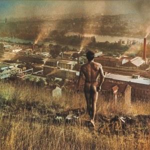 Jan SAUDEK ur. 1935, Above City Suburb