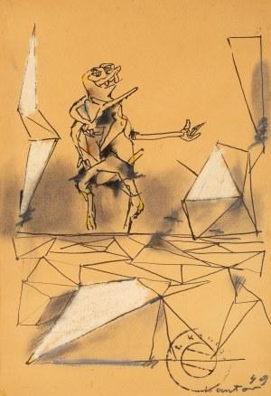 Tadeusz KANTOR (1915 - 1990), Metamorfozy, 1949
