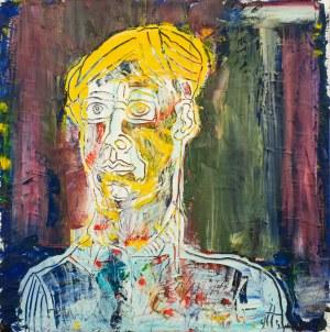 Andrzej FOGTT ur. 1950, Autoportret, 2006