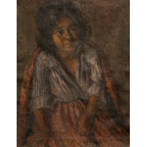Maria RITTER, Dziewczynka