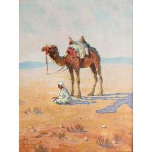 Aleksander Laszenko (1883 Annówka - 1944 Włocławek), Modlitwa na pustyni