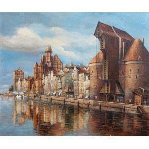 Paul Kreisel (1891 Gdańsk - 1956), Nad Motławą