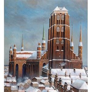Paul Kreisel (1891 Gdańsk - 1956), Kościół Mariacki
