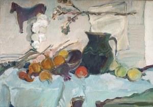 Jan Bukowski (1873 Nowy Sącz - 1938 Nowy Targ), Martwa natura
