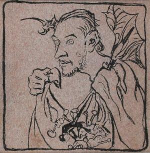 Kazimierz SICHULSKI (1879-1942), Autokarykatura