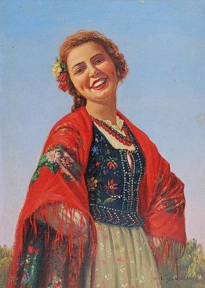 Konstanty SZEWCZENKO (1910-1991), Marynka