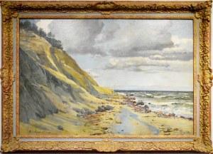 Michał Wywiórski Gorstkin (1861-1926), Jastrzębia Góra, 1903