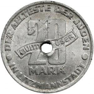 Getto Łódź, 20 marek 1943 - rzadkość