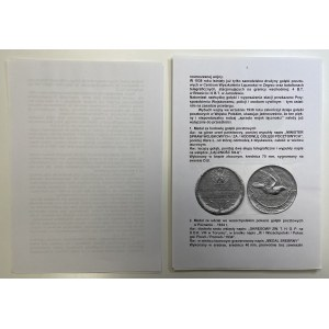 Makieta - Magazyn numizmatyczny 2001 nr 23 (48)