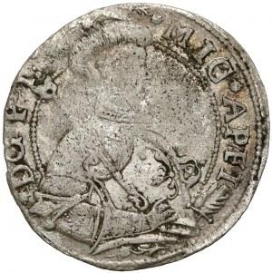 Siedmiogród, Michał I Apafi, Zwölfer (12 denarów) 1672