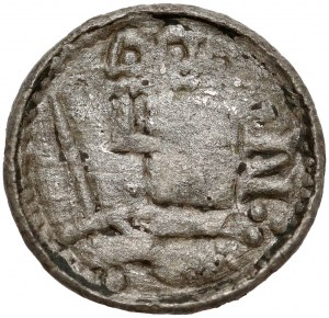 Bolesław II Śmiały, Denar królewski - litera Z