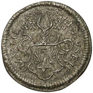 Mühlhausen in Thüringen, 3 Pfennig 1737