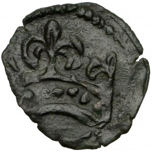 Węgry, Zygmunt Luksemburski (1387-1437), Quarting (1/4 denara)