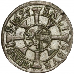 Austria, Salzburg, 1 krajcar 1695