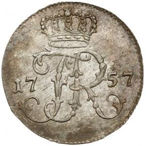 Preussen, Friedrich II, 1/24 Taler 1757 A