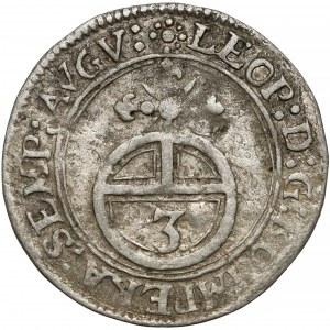 Deutscher Orden (Zakon Krzyżacki), Johann Caspar von Ampringen, Gröschen 1670