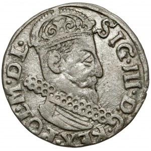 Zygmunt III Waza, Trojak Kraków 1622