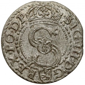 Zygmunt III Waza, Szeląg Malbork 1596