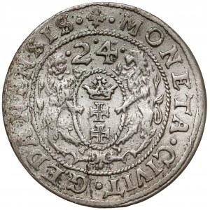 Zygmunt III Waza, Ort Gdańsk 1624