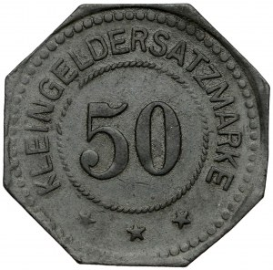 Gnesen (Gniezno,) 50 fenigów bez daty