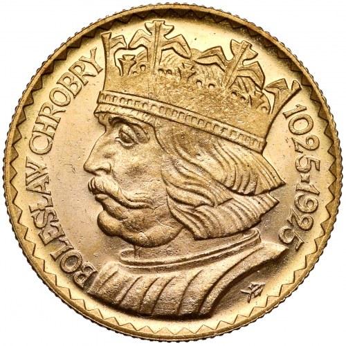 Chrobry 10 złotych 1925