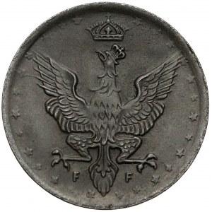 Królestwo Polskie, 20 fenigów 1918