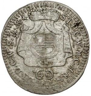 Brandenburg-Bayreuth, Friedrich, 1/48 Taler 1746 CLR