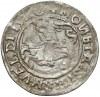 Zygmunt I Stary, Półgrosz Wilno 1520 - SIGISMVANDI i inne BŁĘDY