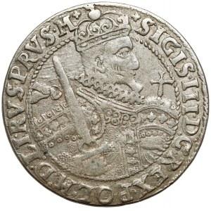 Zygmunt III Waza, Ort Bydgoszcz 1623 - PRVS.M