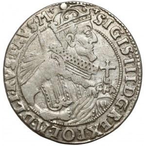 Zygmunt III Waza, Ort Bydgoszcz 1624 - PRVS.M+