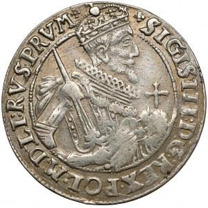 Zygmunt III Waza, Ort Bydgoszcz 1623 - PRV:M+