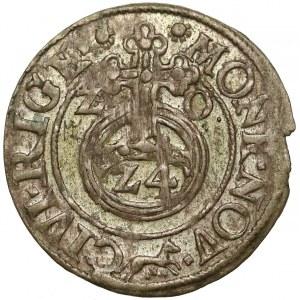 Zygmunt III Waza, Półtorak Ryga 1620 - lis