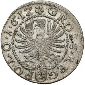 Zygmunt III Waza, Grosz Kraków 1612